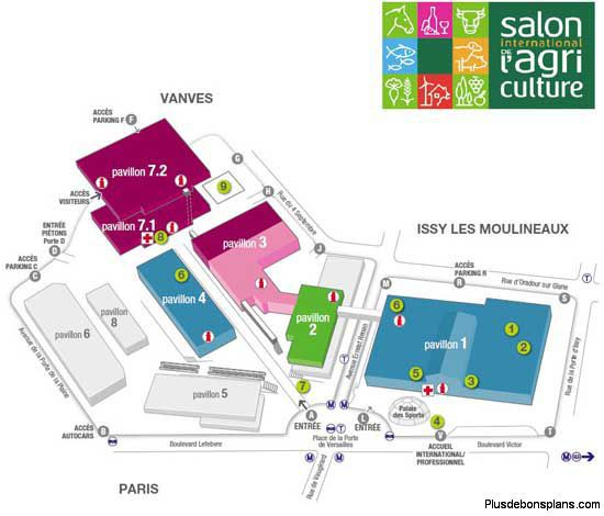 Salon de l 39 agriculture 2012 gagner des places for Nocturne salon agriculture