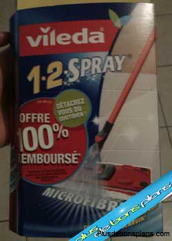odr balai vileda 1.2 spray