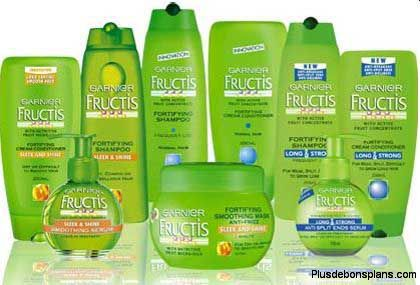 bons de reduction garnier