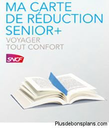 carte sncf senior plus