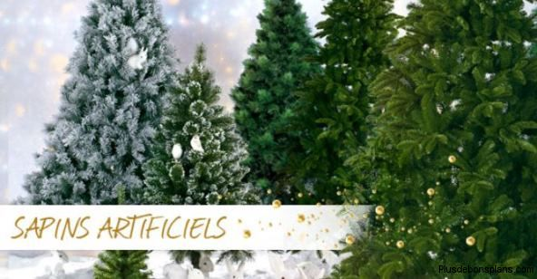 Sapin no l artificiel ou naturel pas cher 2015 nos bons - Pied de sapin artificiel ...