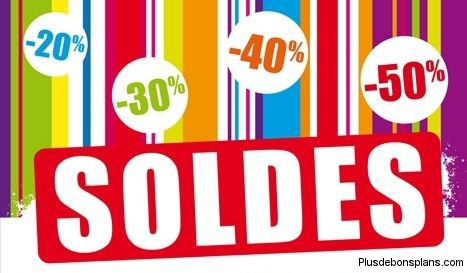 soldes hiver france 2016 recap meilleurs bons plans. Black Bedroom Furniture Sets. Home Design Ideas