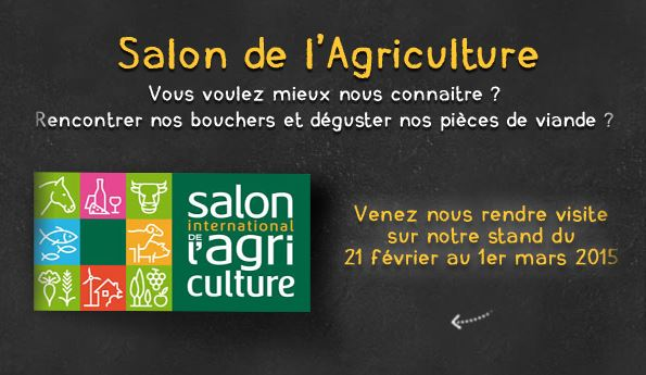 salon de l 39 agriculture 2015 paris entr e gratuite gagner. Black Bedroom Furniture Sets. Home Design Ideas