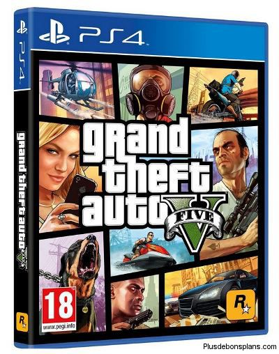 prix gta  ps xbox one moins cher