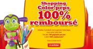 Shopping Color'peps