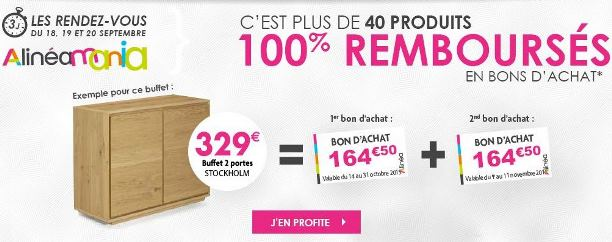 Alin A Mania 2015 Meubles 100 Rembours S