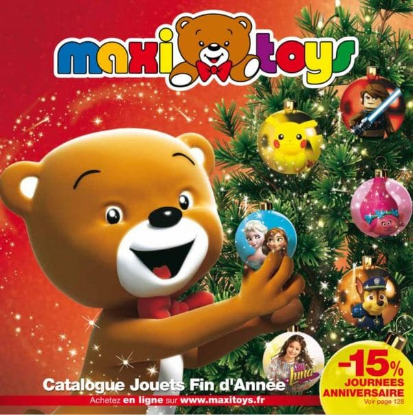catalogue maxitoys no l 2016 de fin septembre fin novembre