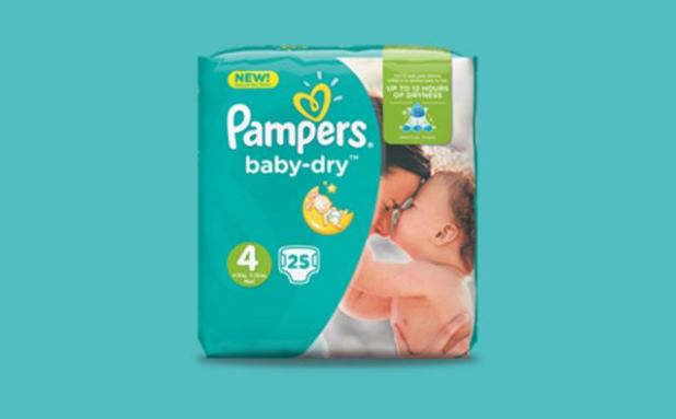 Test pampers baby dry couches gratuites pour 3000 parents - Couches pampers naissance ...