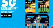 Duracell optimisation