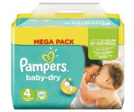 Couches Pampers Taille 4 Leclerc