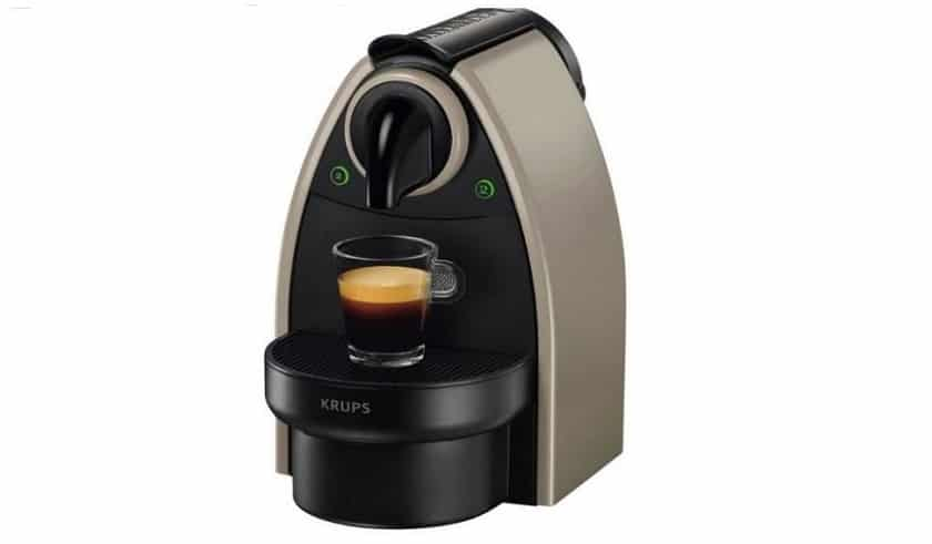 Odr nespresso krups essenza earth auto cafeti re - Machine a cafe krups nespresso ...