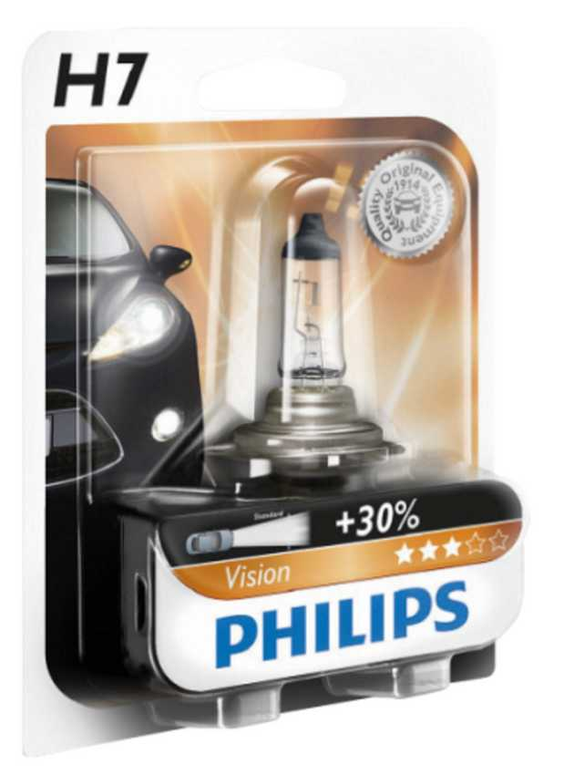 action ampoule de phare philips h7 moins ch re 2 99. Black Bedroom Furniture Sets. Home Design Ideas