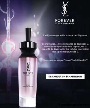 serum anti age yves saint laurent gratuit