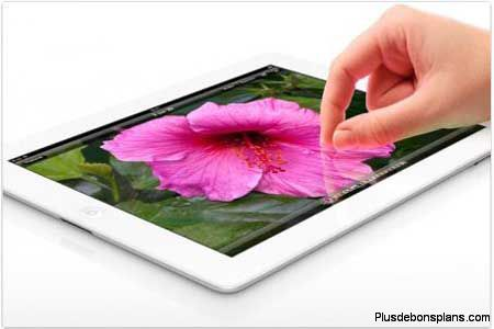 gagner le nouvel ipad 3