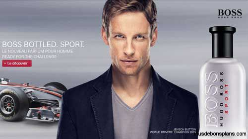échantillon gratuit hugo boss bottled sport