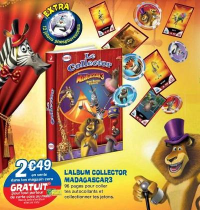 collector madagascar 3 cora