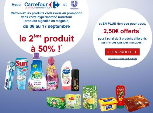 bon reduction carrefour offert par mavieencouleurs