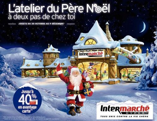 catalogue intermarché noël 2012