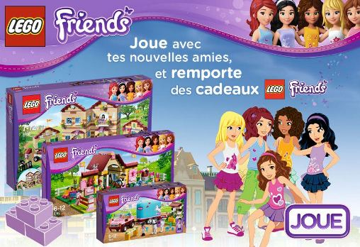 jeu gulli lego friends