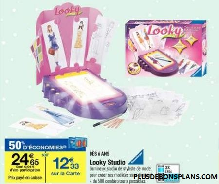 jeux looky studio ravensburger