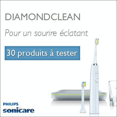 test brosse à dents diamondclean sonicare philips