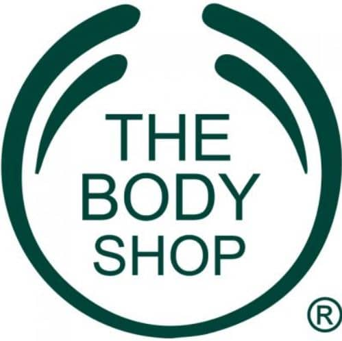 5 euros de réduction The Body Shop sans minimum