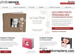 site de tirage photo photoservice