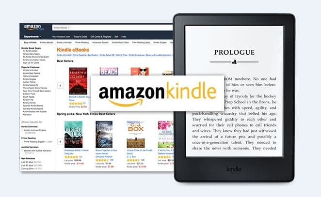 ebook gratuit avec l'application kindle amazon