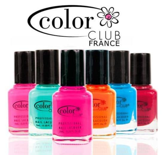 vernis color club france offert avec le magazine public