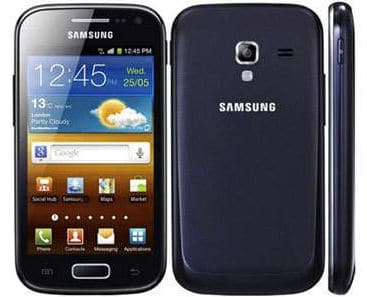 smartphone samsung galaxy ace 2 moins cher