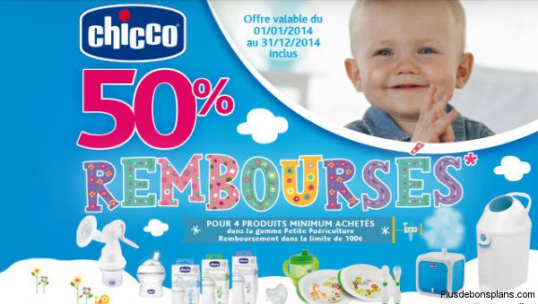 Promotion petite puericulture Chicco