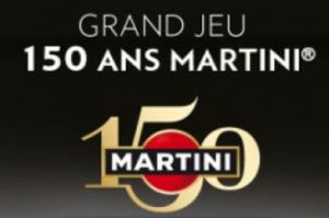 Concours Martini 150 ans