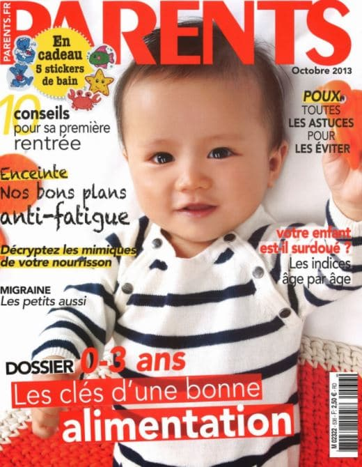 magazine parents octobre 2013