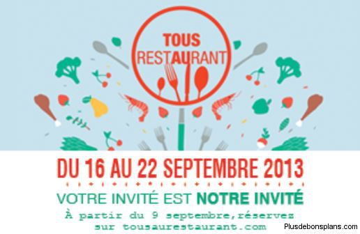 operation tous au restaurant 2013