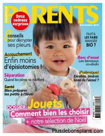 dvd noël offert magazine parents novembre 2013