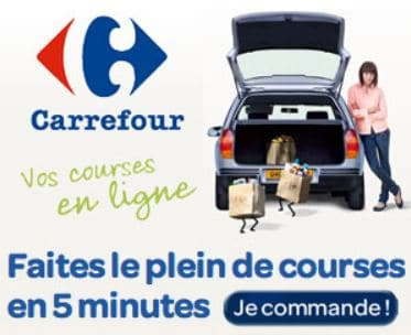 réduction carrefour drive 5 euros