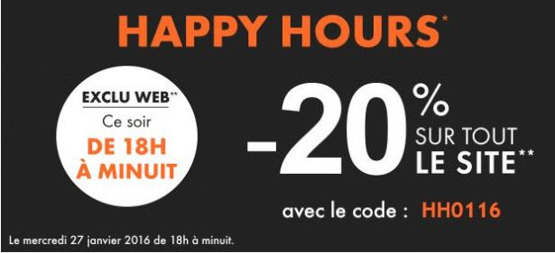 soldes gemo happy hour