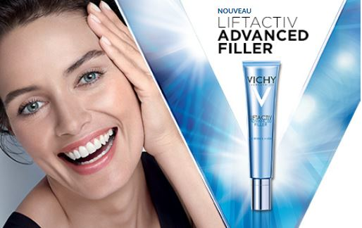 crème vichy liftactiv advanced filler