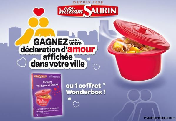jeu william saurin coffret wonderbox