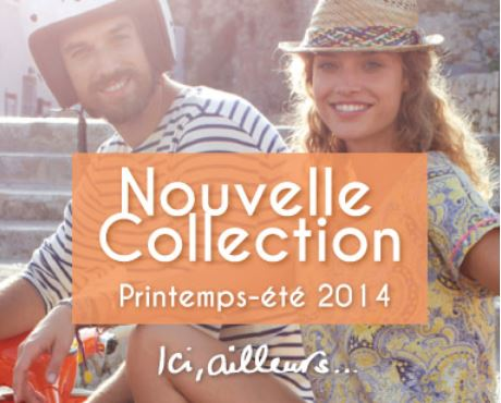 3 suisses collection printemps été 2014
