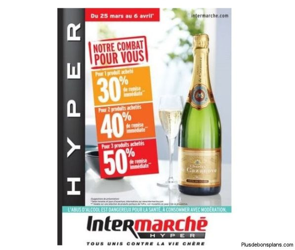 catalogue intermarché avril 2014