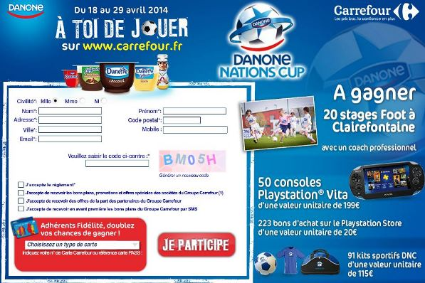 carrefour danone nations cup