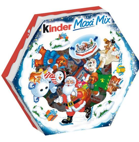 Kinder Mix manège