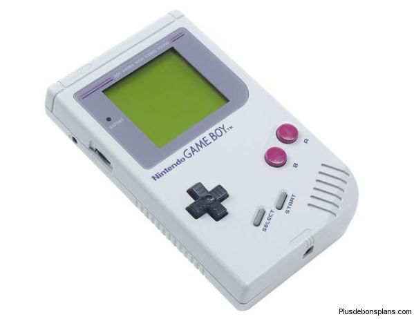 console nintendo game boy
