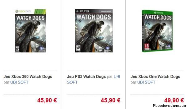watch dogs carrefour