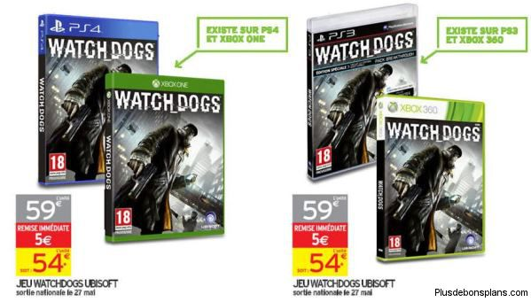 watch dogs intermarché