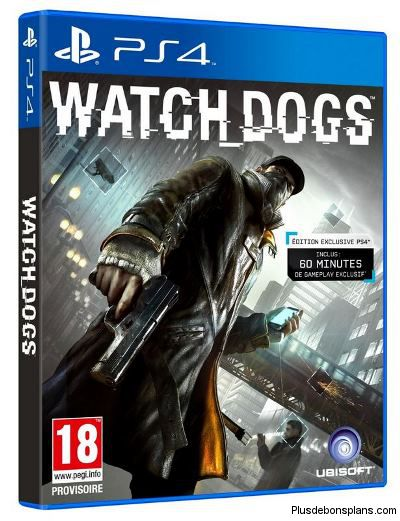 watch dogs s4