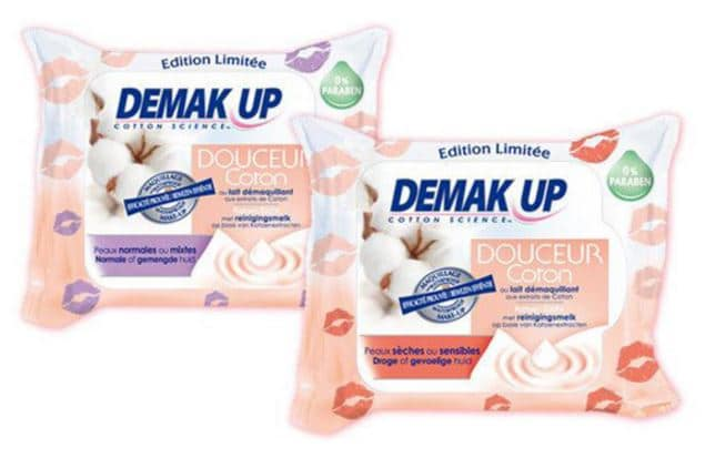 demak'up summer kisses