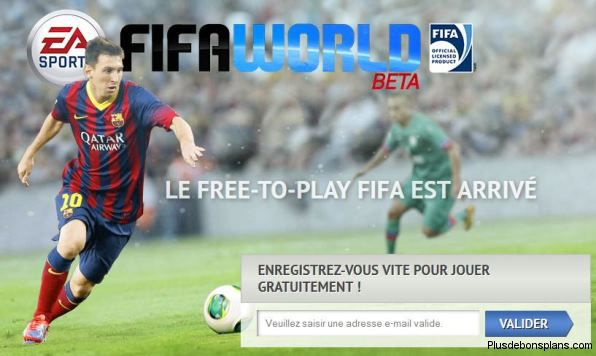 fifa world beta pc