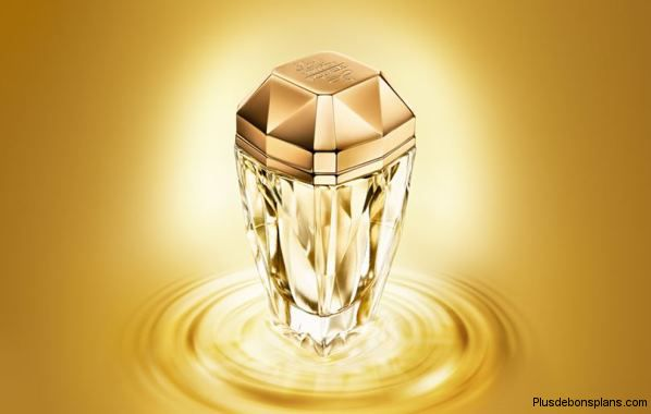 parfum lady million eau my gold